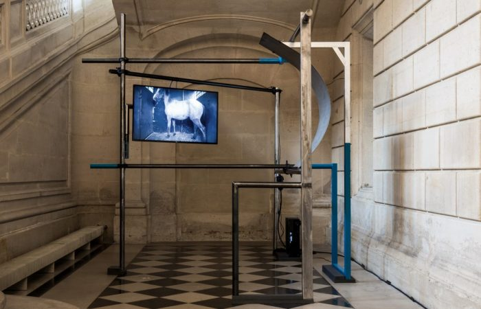 Parallel Call-Musée des arts et métiers 2016 credit photo: Salim Santa Lucia